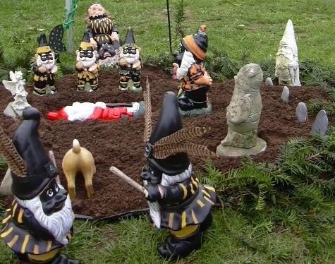 Merveilleux ... Gnomes